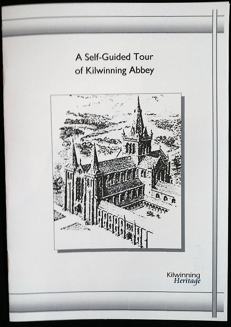 A Self-Guided Tour of Kilwinning Abbey</h3>