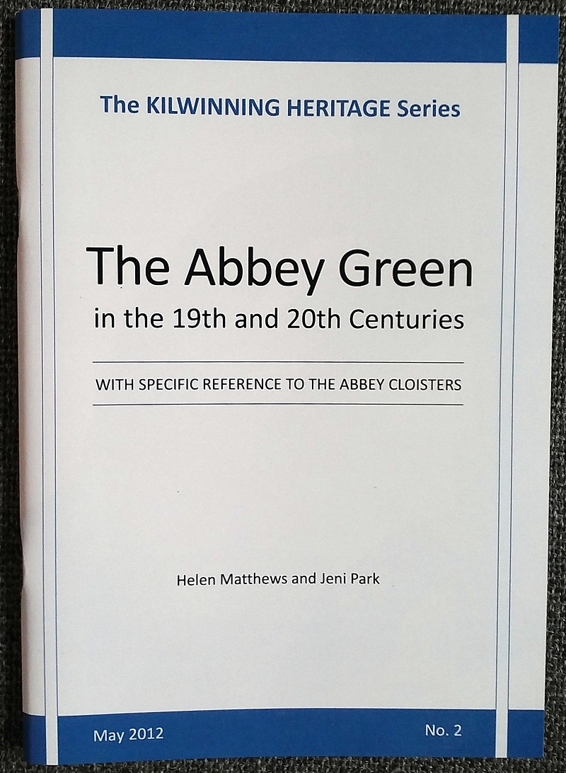 The Abbey Green  by Helen Mathews and Jeni Park.</h3>