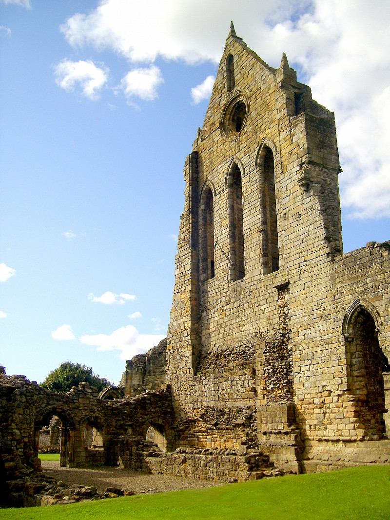 South Transept Kilwinning Abbey